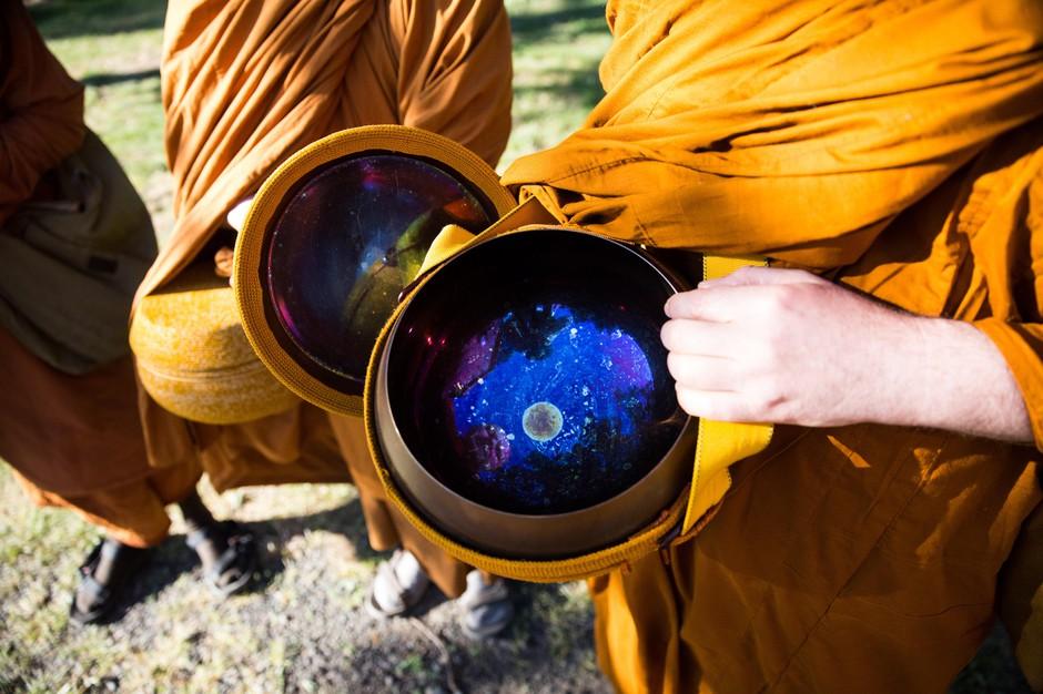 Buddhist Alms